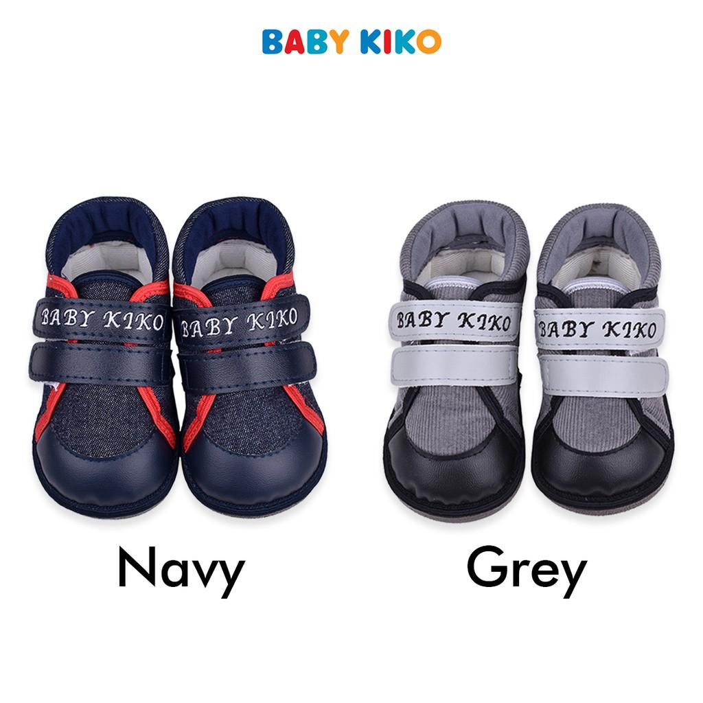 cff122b40a9d Baby KIKO Boy Toddler Textile Shoes - Navy 315130-512