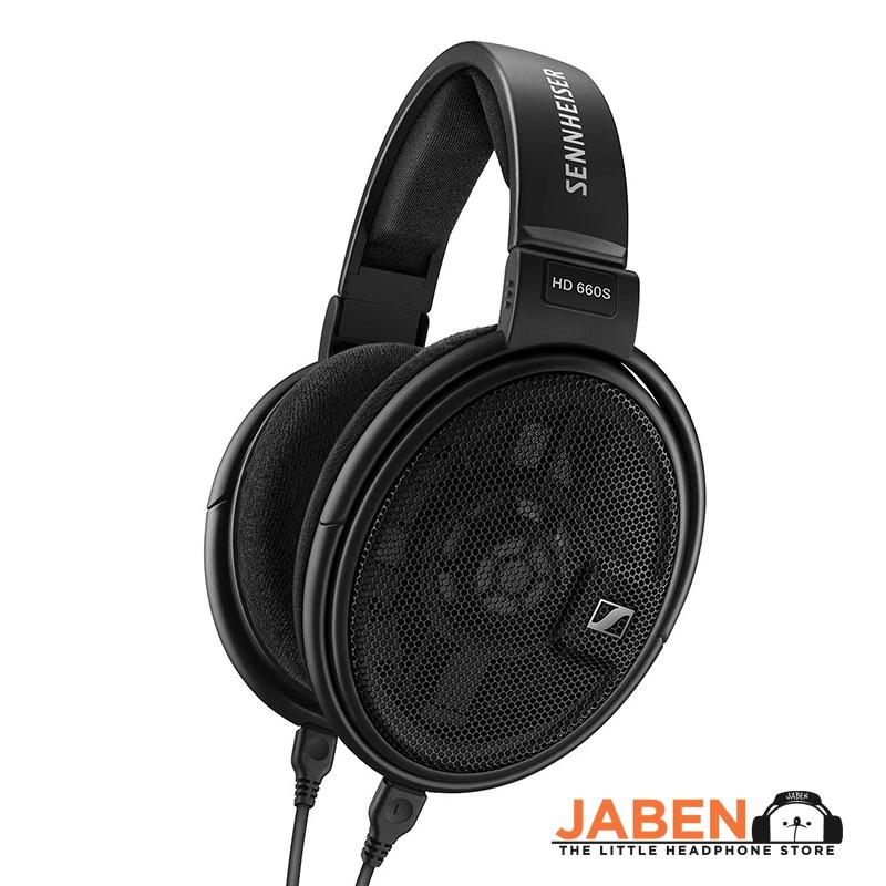 Sennheiser HD 660 S Hi-Res Open-back Over-Ear Hi-Fi Headphones [Jaben]