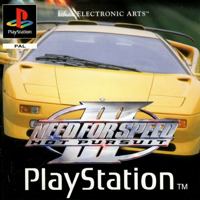 Need For Speed Hot Pursuit 3 Ps1 Pal Shopee Malaysia