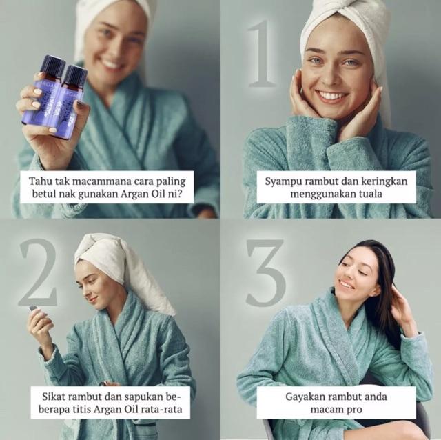 Select Argan Oil Healing Treatment 15ml