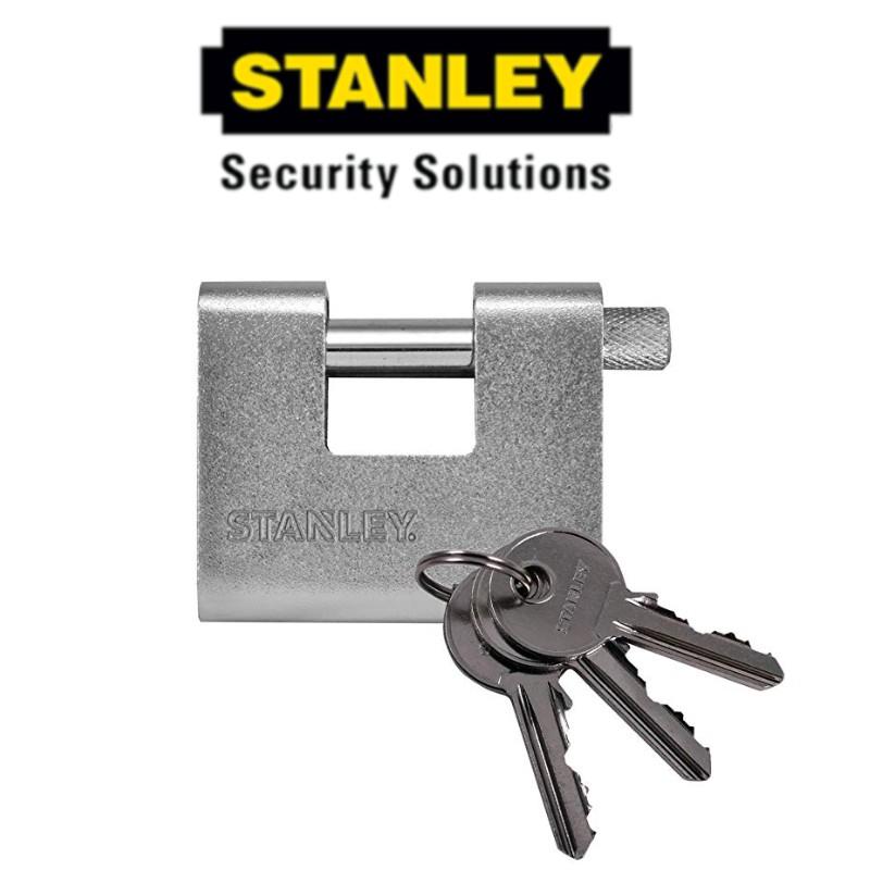 STANLEY S824-627 ARMORED PADLOCKS 70MM