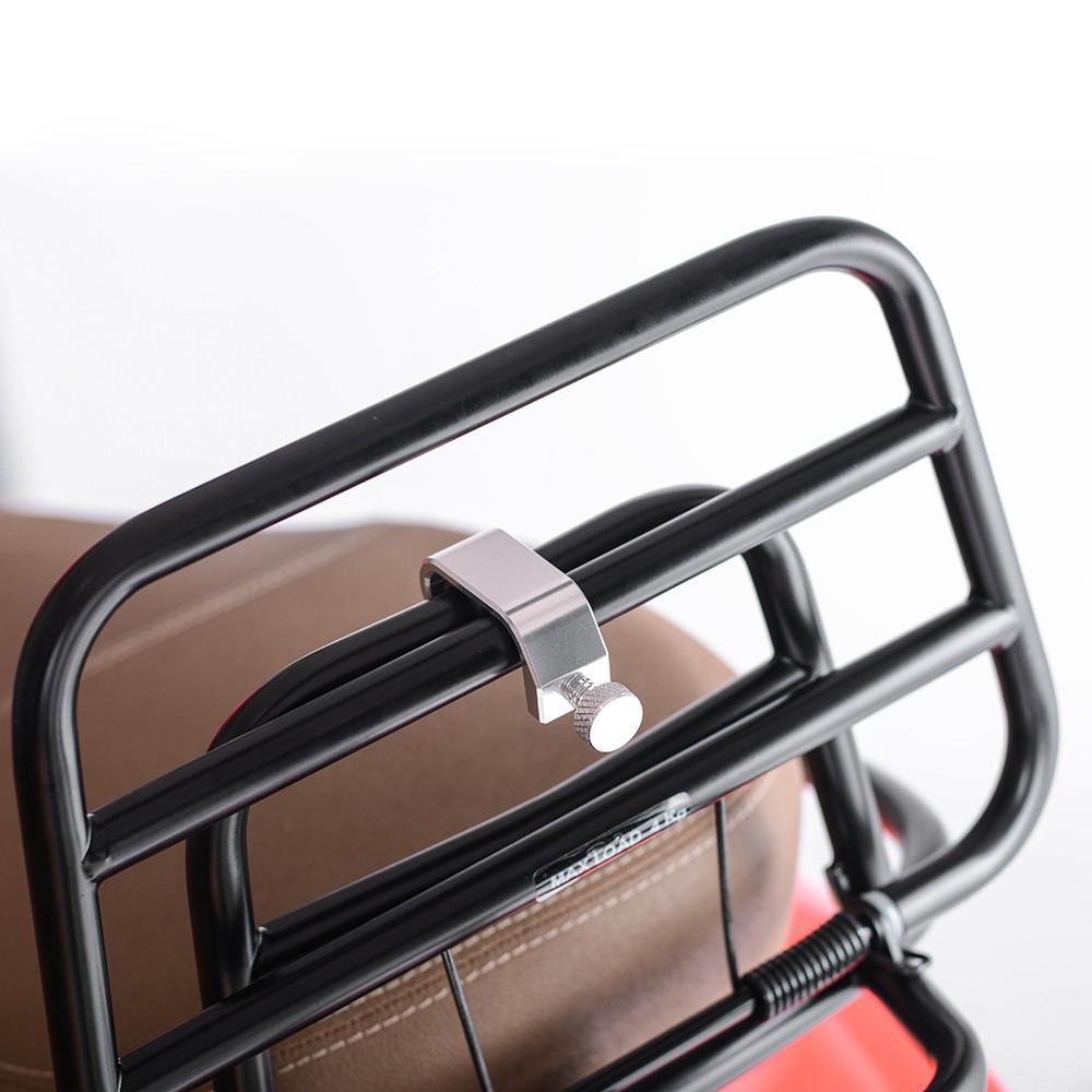 New Bag Frame Hook Crotchet Grip for Vespa All Model GTS LX LXV 50 125 250