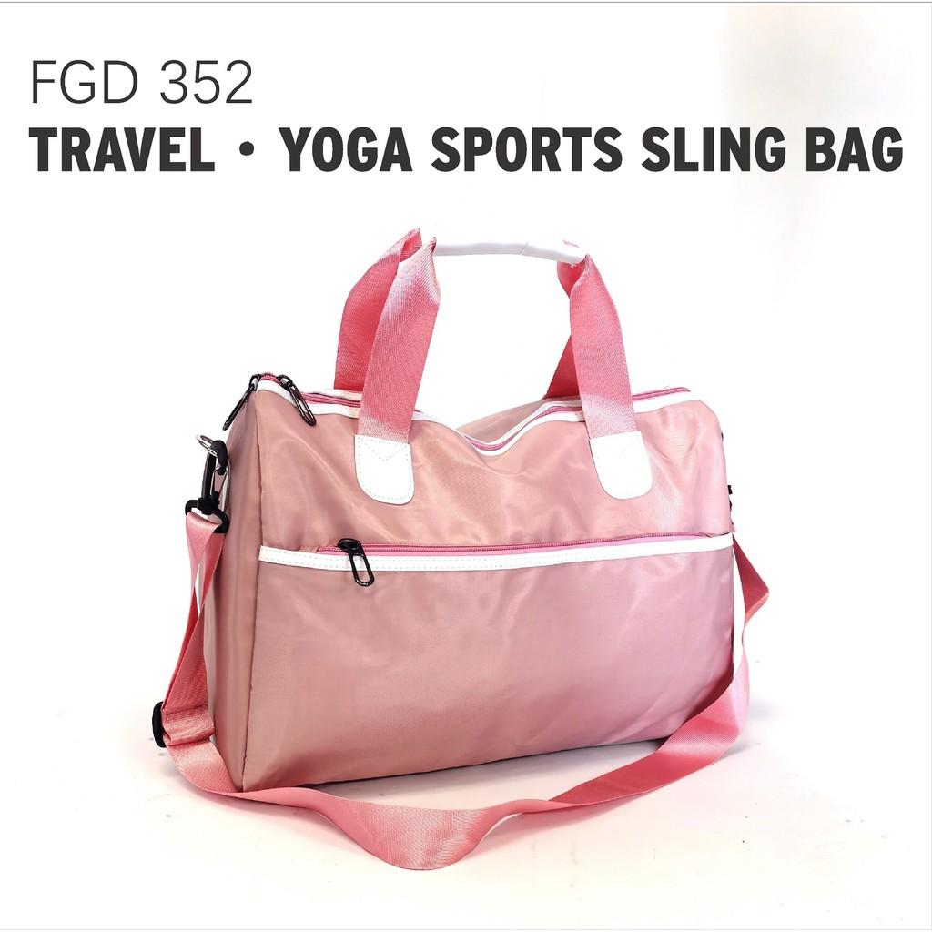 FGD 352 TRAVEL YOGA SPORTS SLING BAG