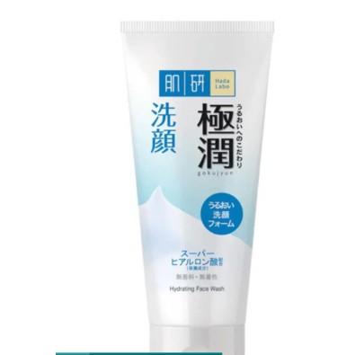 Hada Labo Hydrating Whitening Face Wash 100g