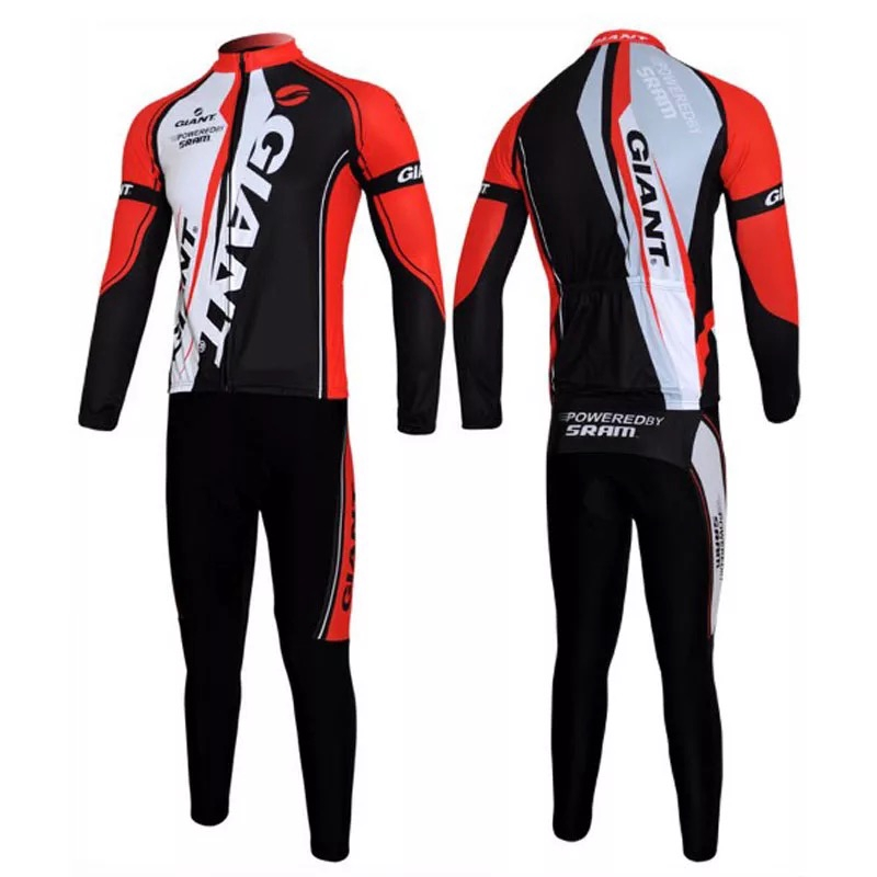 ea583210 Cycling Jersey Set MTB Bicycle Road Bike Team Cycling Wear Clothes Padded  Pants