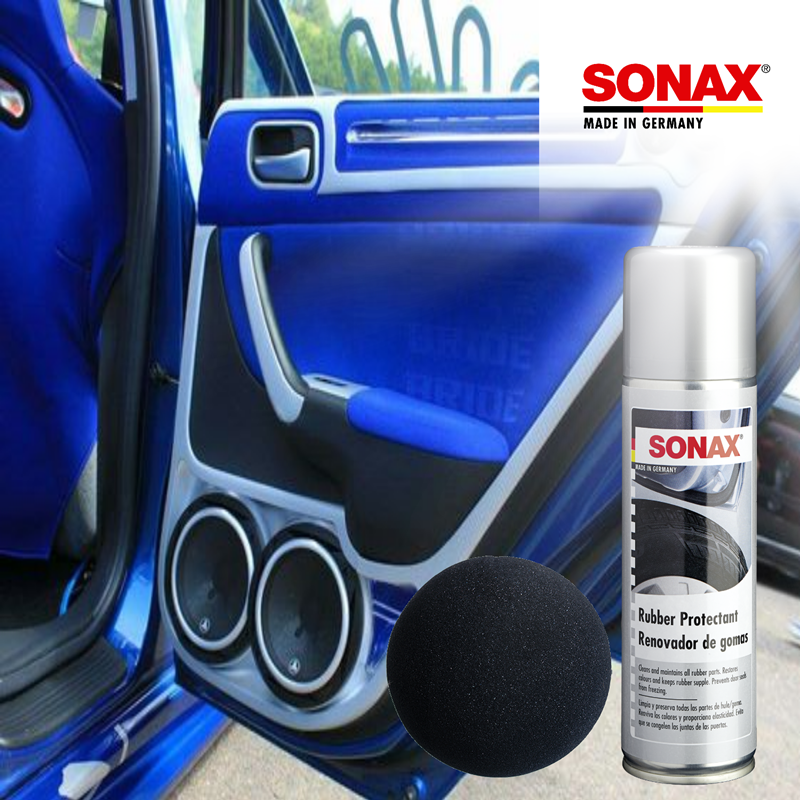 SONAX Rubber Protectant (300ml)