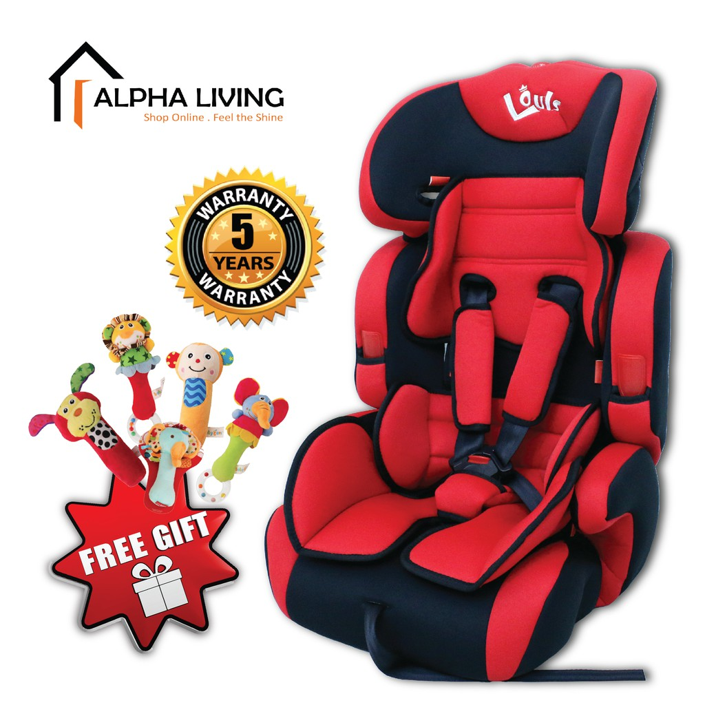 3054eab87a3 💕Child safety car seat baby car seat 9 months-3-4-12 years old baby safety  seat