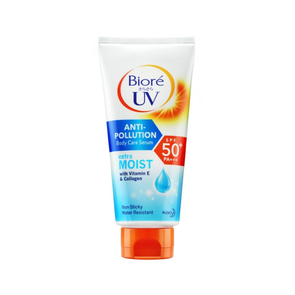 Biore Uv Anti Pollution Body Care Serum Intensive White 150ml Twin Pack Vaseline Hw Perfect 10 Pj 400ml Shopee Malaysia