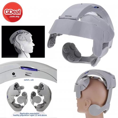Head Massage Helmet Scalp Massage Machine Brain Relaxation Therapy (LY-617E)