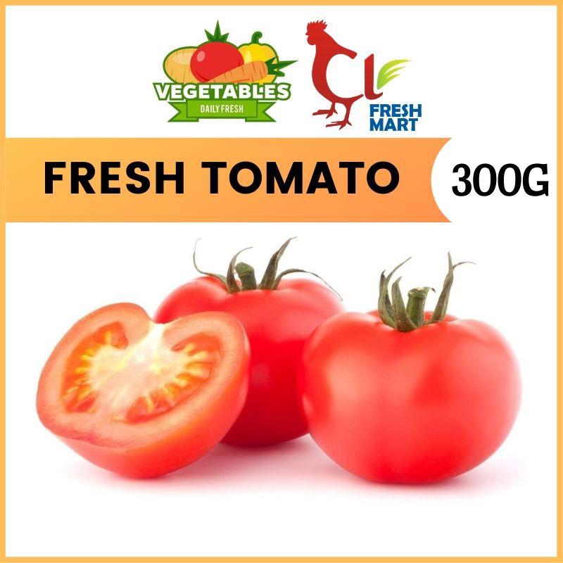 Fresh Tomato (300g per pack) Fresh Selected