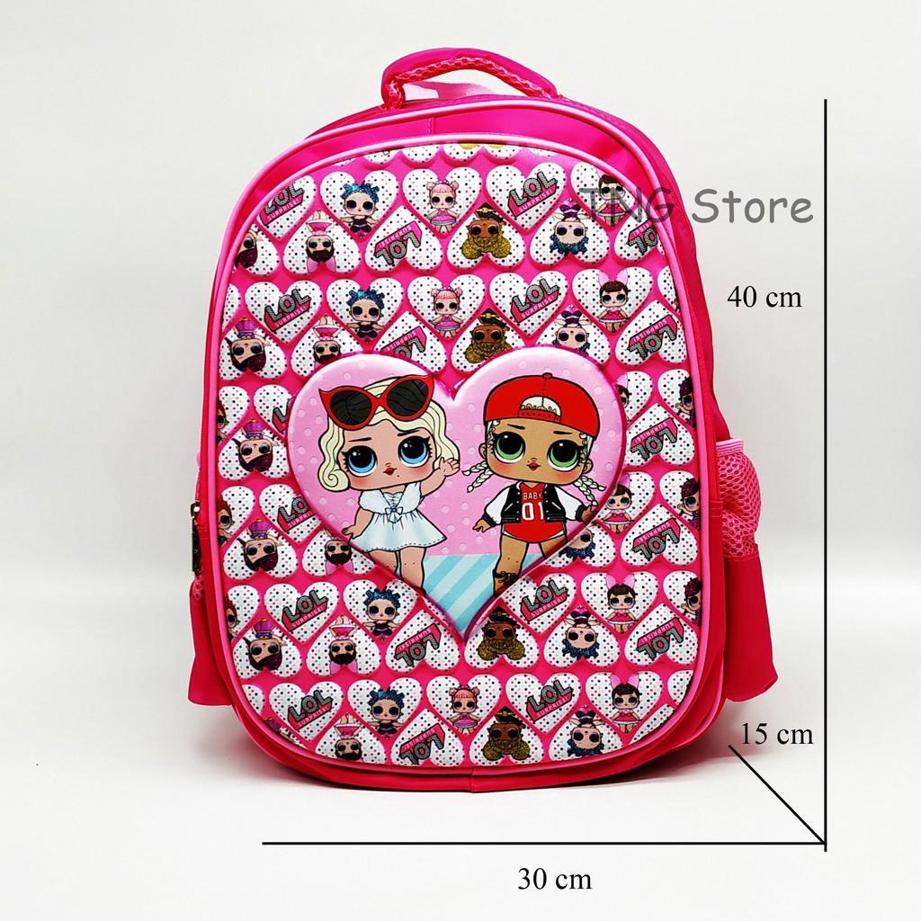 Tng Store Lol Surprise Cartoon Girl Dress Children Srole
