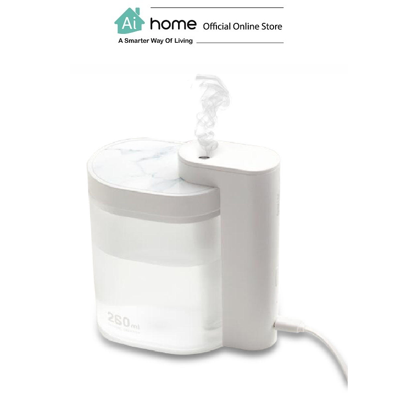 SOTHING Geometry Portable Humidifier (White) with 6 Month Malaysia Warranty [ Ai Home ]