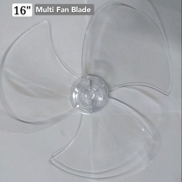 """Multi Fan Blade 16"""" Replacement For KDK, Panasonic, Khind"""
