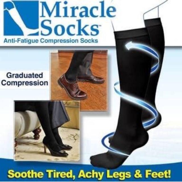 Miracle Socks ถุงเท้าเพื่อส