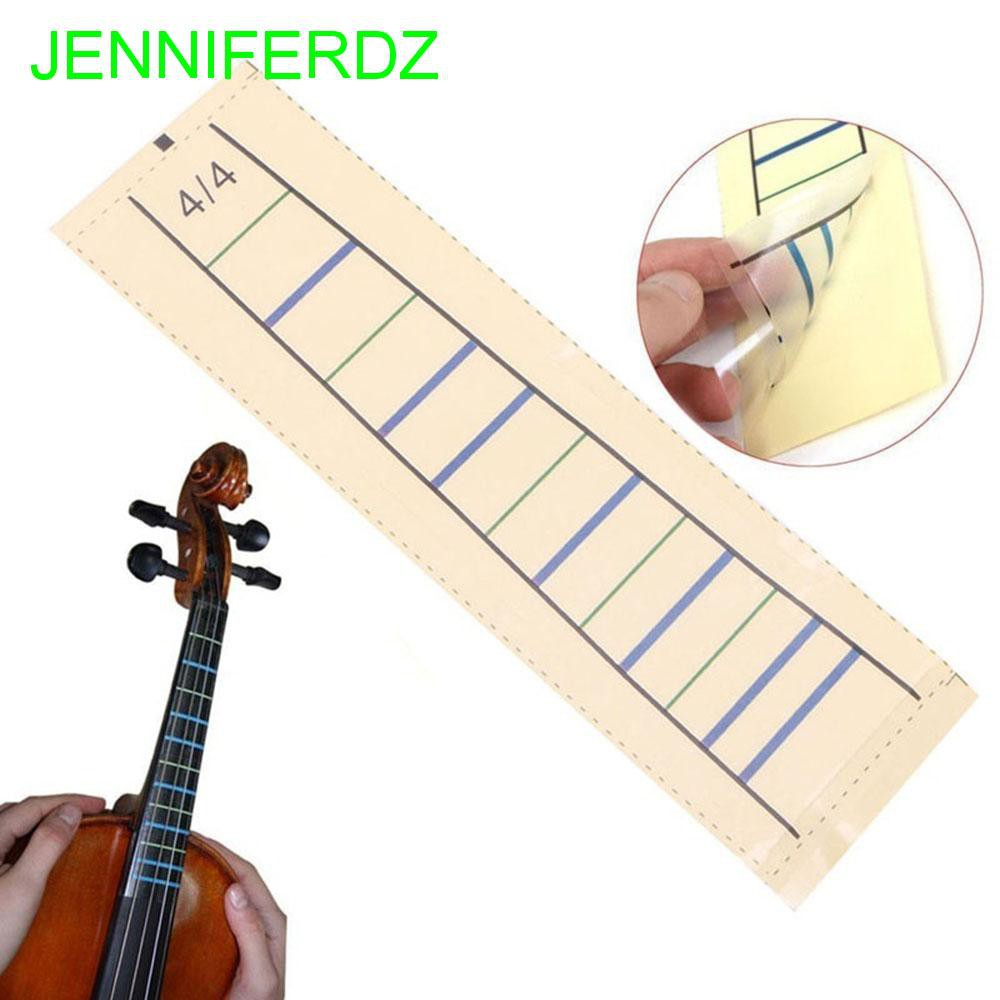 Violin Parts & Accessories Beautiful 6pcs Violin Fiddle Practice Fingerboard Sticker Finger Guide Indicator Position Marker Chart Sticker