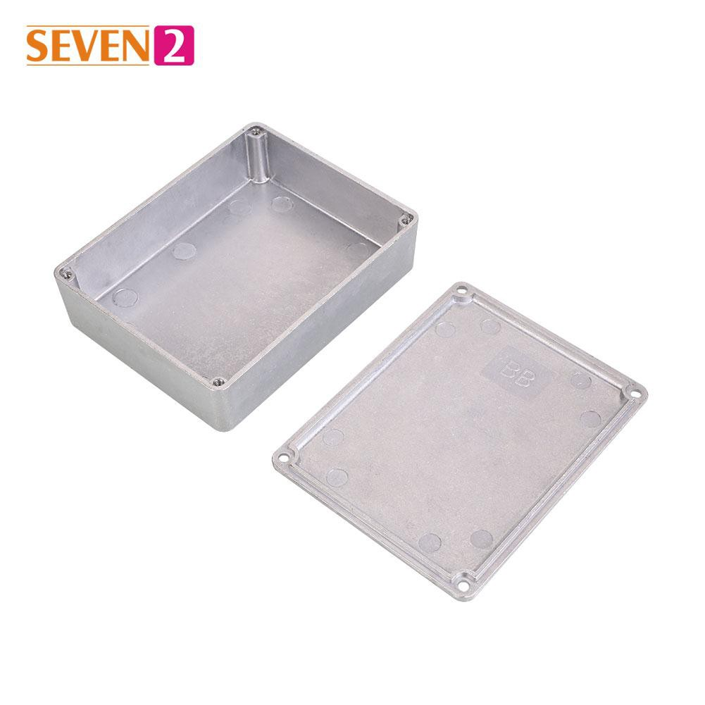 76f77b770f CLE Metal Alloy Stomp Box Effect Pedal Enclosure For Guitar Instrument  1590BB   Shopee Malaysia