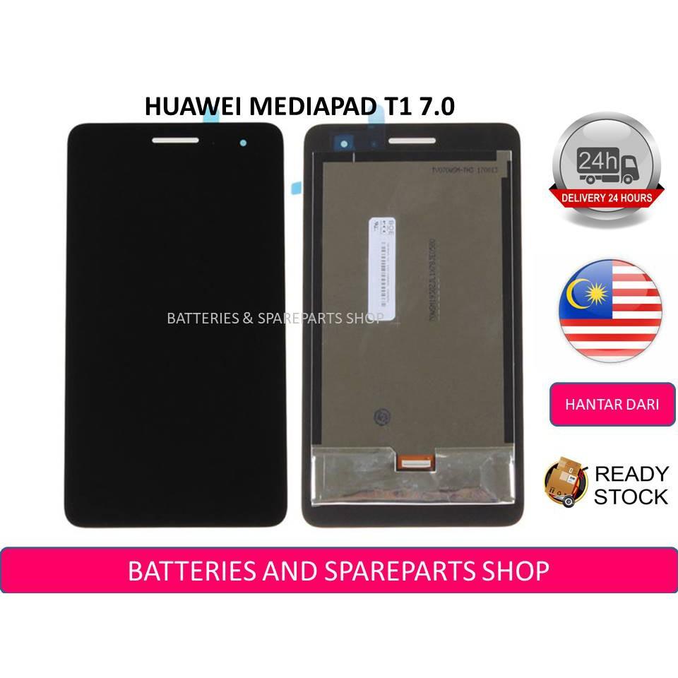 BSS Huawei Mediapad T1 7 0 Lcd + Touch Screen Digitizer Sparepart