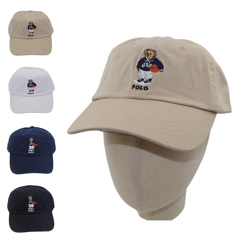 cc96fc374 RL Polo Teddy Bear Stadium Hat Men Soprtman Vintage Cap LIMITED Edition