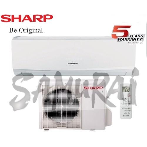 SHARP AIR-CONDITIONER 1.5HP AHA12UCD/AUA12UCD