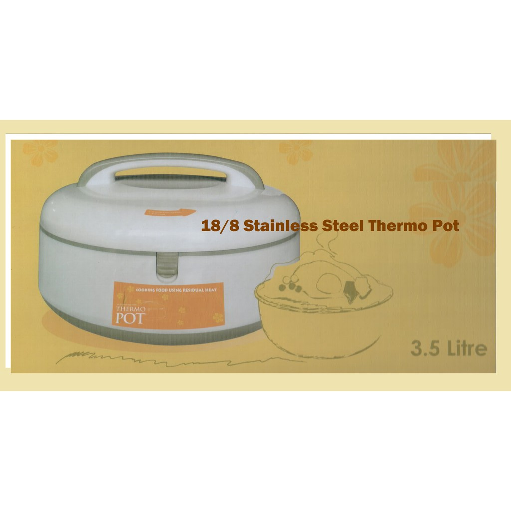 Thermo Pot / Thermal Pot 3 5L