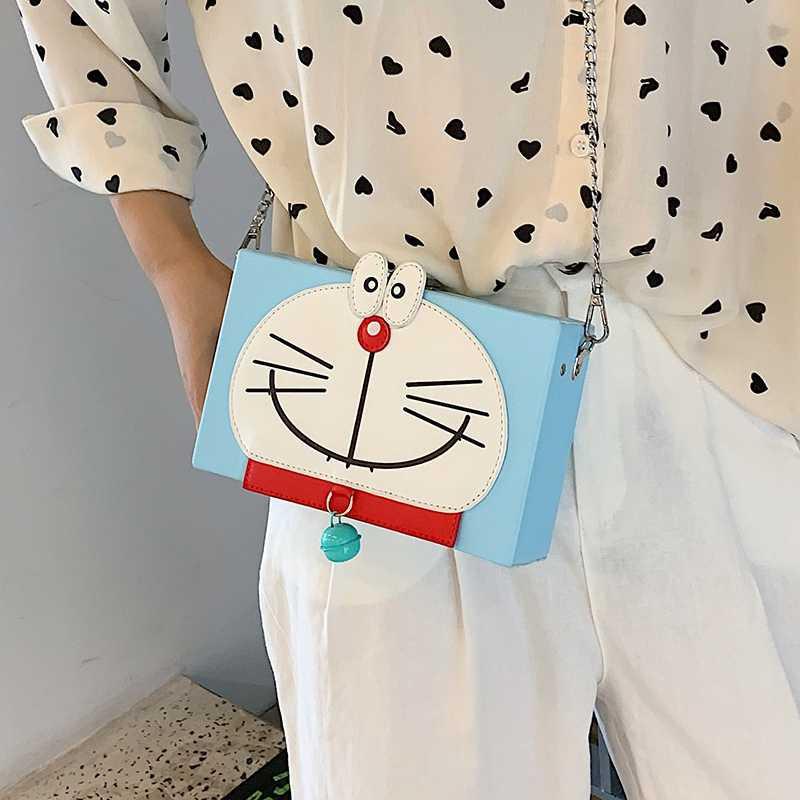 Cute Cartoon Monkey Pattern Print Womens Fashion Large Shoulder Bag Handbag Tote Purse for Lady