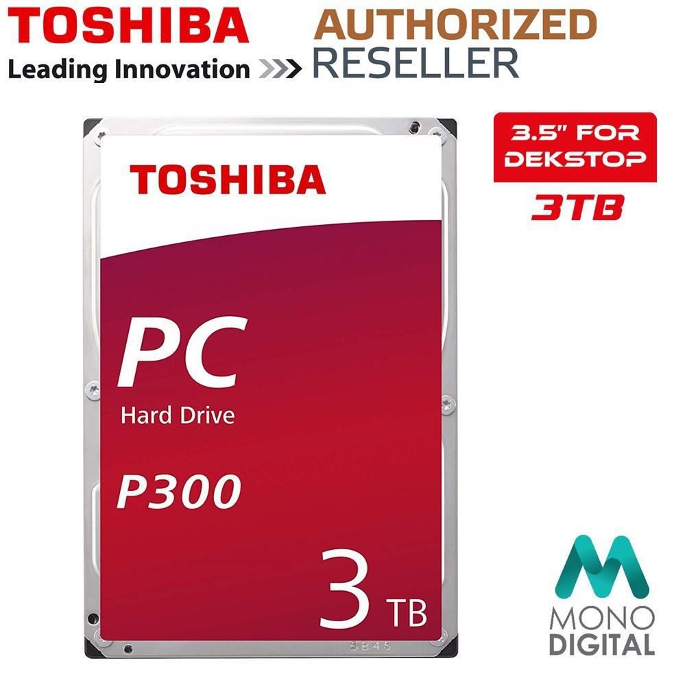 Toshiba P300 SATA 3 5\