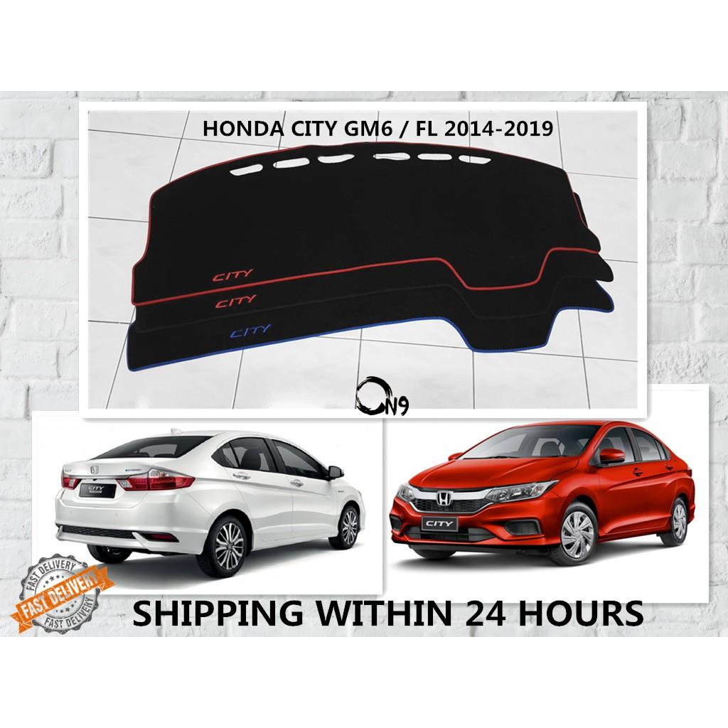 Honda City 2014-2019 GM6 FL Dashboard Cover