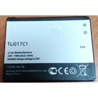 1780mAh TLI017C1 Phone battery For Alcatel One Touch PIXI 3 4 5 4 5