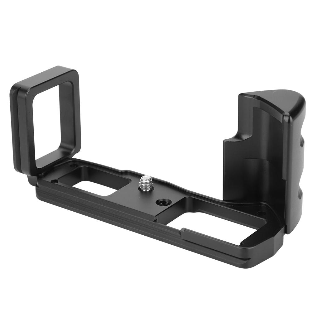 Pro Video Stabilizing Handle Grip for Pentax Optio M20 Vertical Shoe Mount Stabilizer Handle