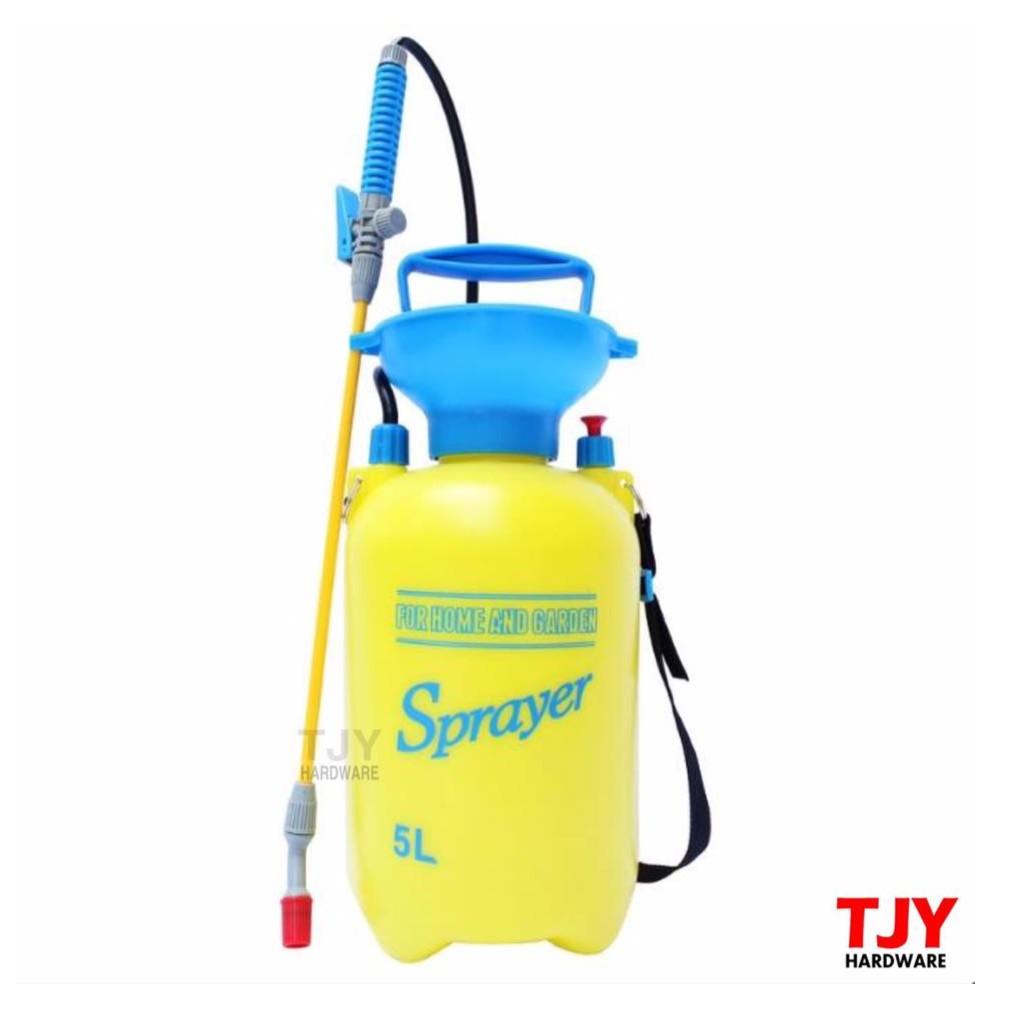 Sprayer SPR5 5 liter Garden Pressure Sprayer