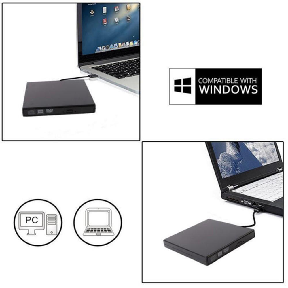 Desktop Burner Pc Cd Rom Usb 20 Dvd Combo External Rw Drive Notebook Ide Interface Cdrom To Circuit Board 3 Shopee Malaysia