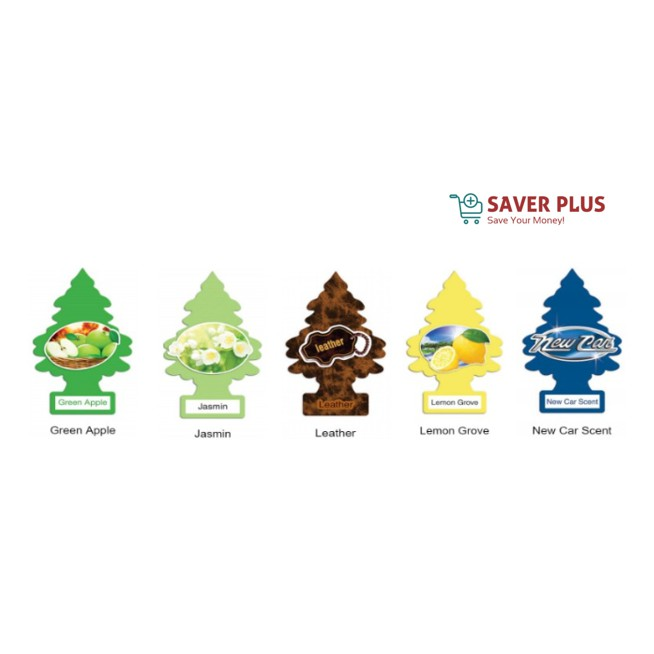 Little Tree Assorted Scents