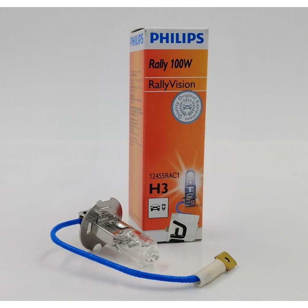 BBPH3100W - PHILIPS H3 12V100W BULB ( ORG )