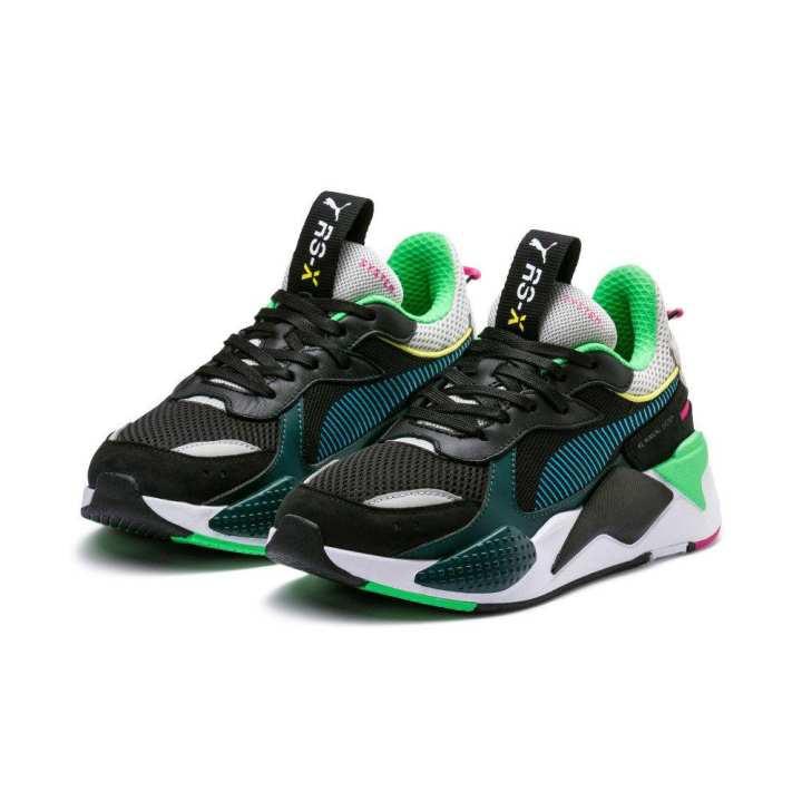 new puma shoes black