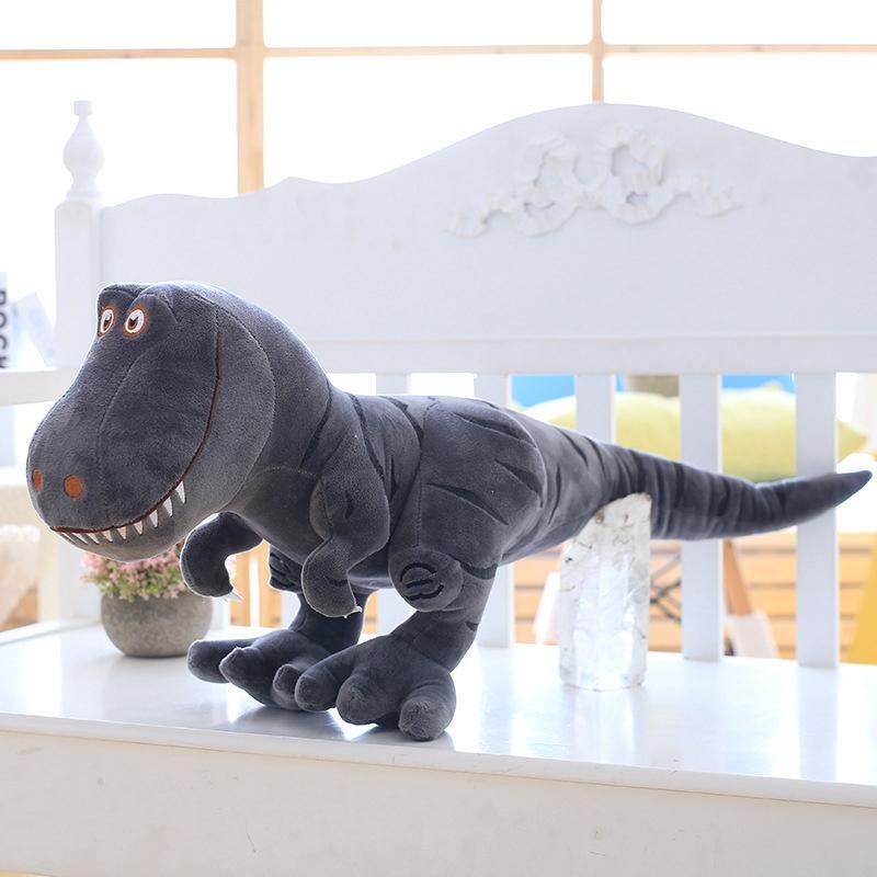 Dinosaur Plush Toys Cartoon Tyrannosaurus Cute Boys Birthday Gift 1pc 40-90CM