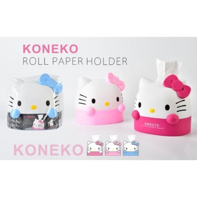 Hello Kitty Tissue Paper Storage Box