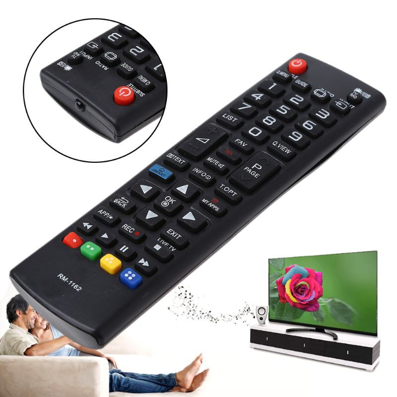 RUN♥Remote Control RM-L1162IR Controller for LG AKB7447 560 Smart LED TV