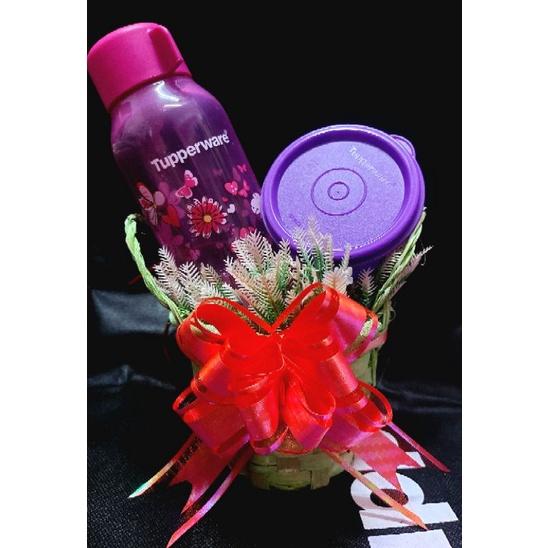Tupperware Bucket Gift Hamper Murah dan Cantik