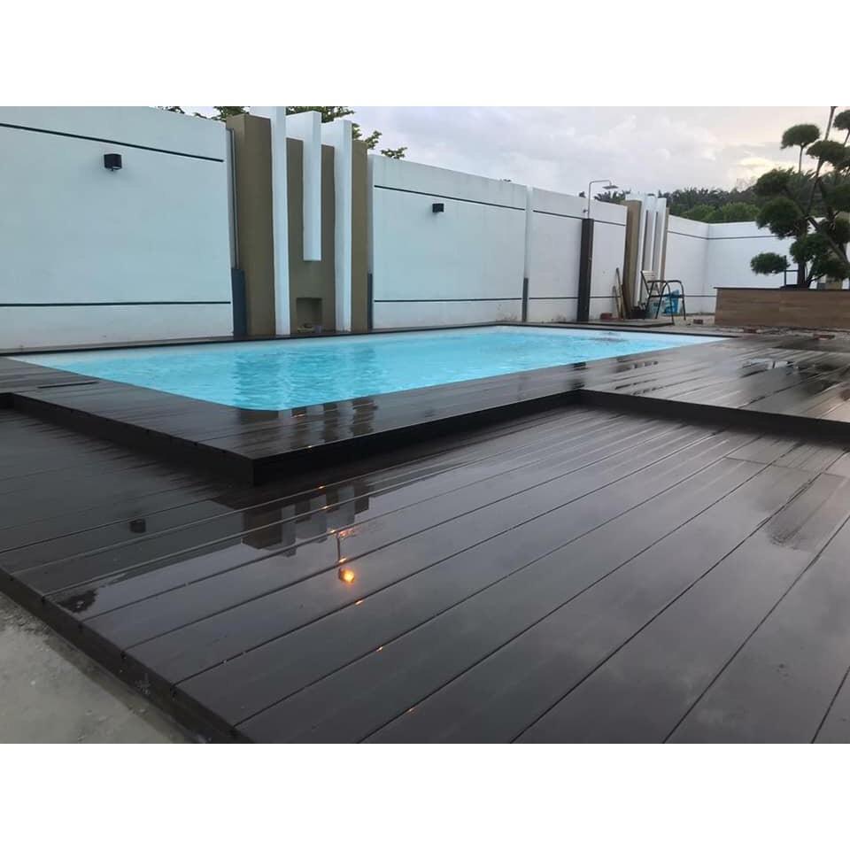 Outdoor Flooring Decking Water Proof