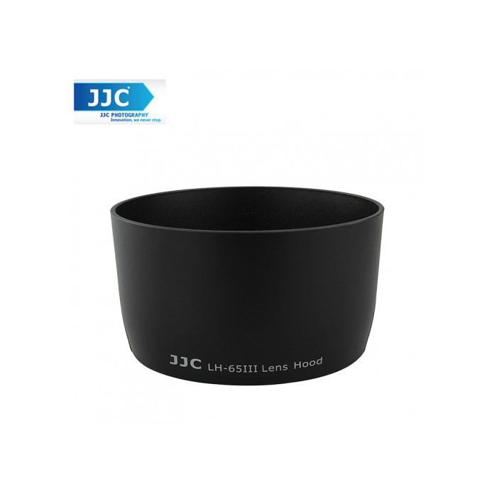 JJC LH-65III Lens Hood for Canon EF 85mm F1.8 , 100mm F2 ,135mm F2.8 (ET-65III)