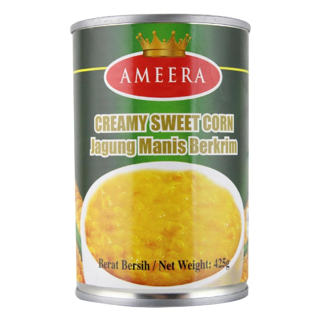 Ameera Creamy Sweet Corn (425g)