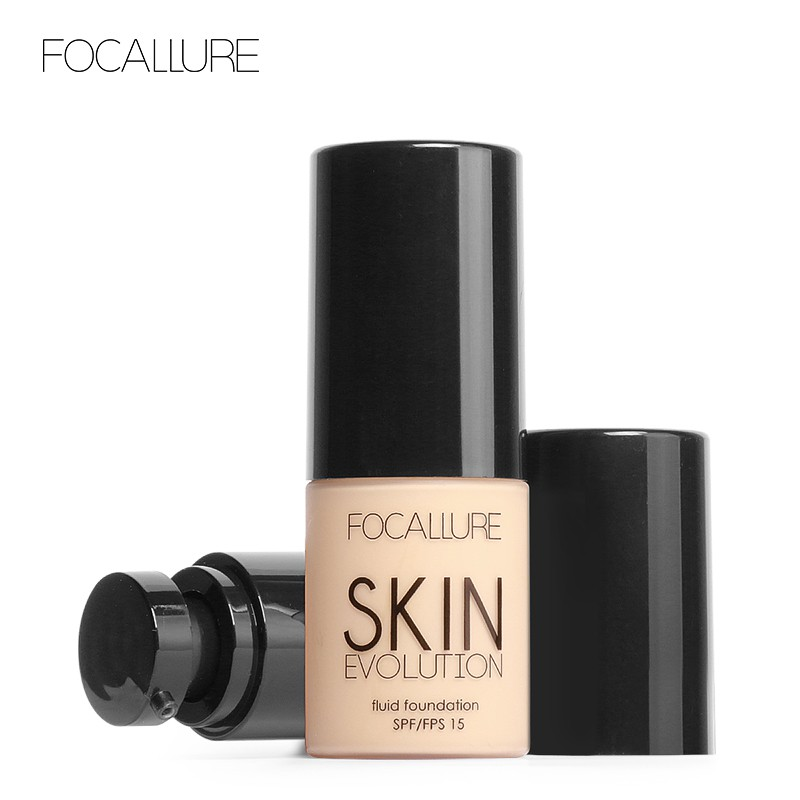 ☀READY STOCK MSIA☀ Focallure Skin Evolution Fluid Foundation | Shopee Malaysia