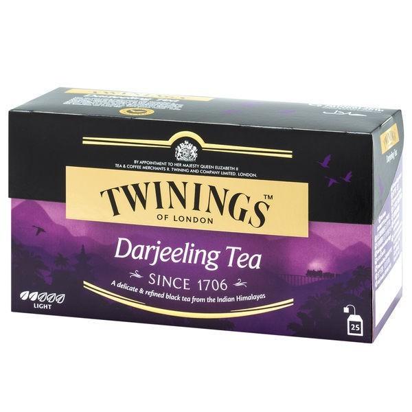 Twinings Darjeeling Tea (25 Tea Bags)