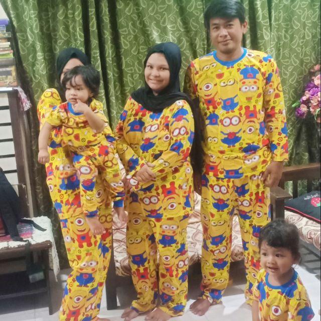 Pyjamas Minion Budak
