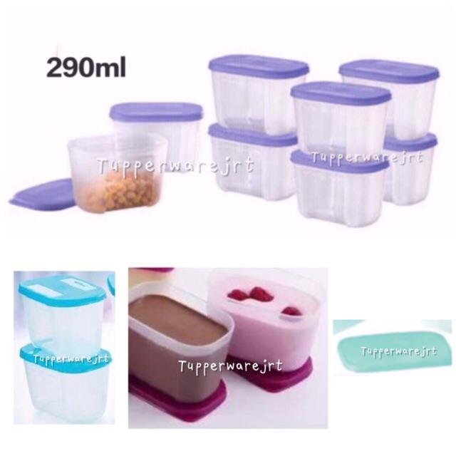Tupperware Freezermate / Freezer Mate Bliss Mini Size 290ml x 1pc