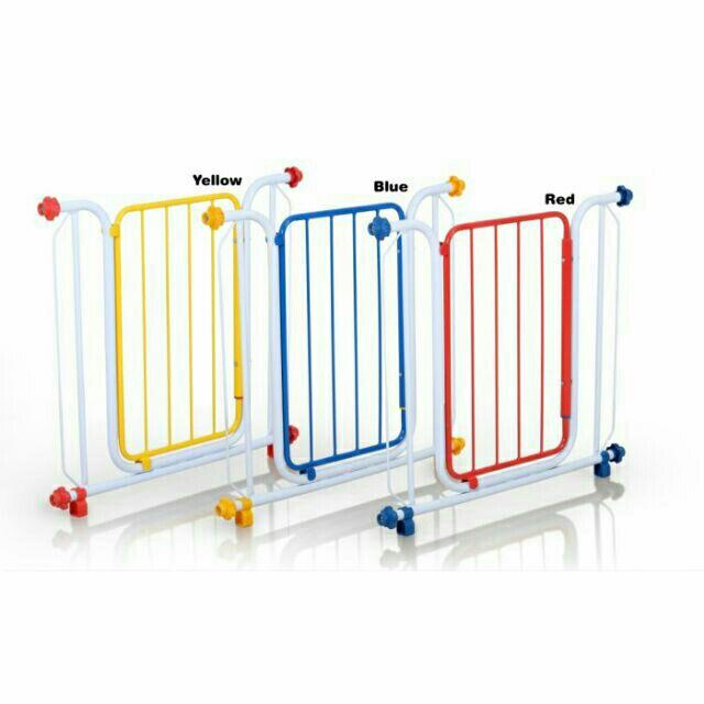 Pagar Tangga Bayi Baby Safety Gate Adjustable Screw Extension
