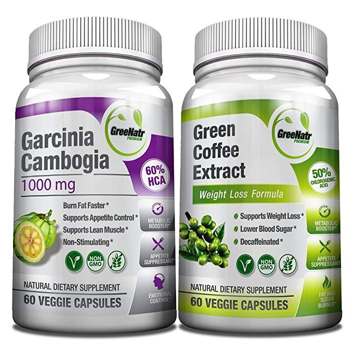 how to take green coffee bean extract and garcinia cambogia together