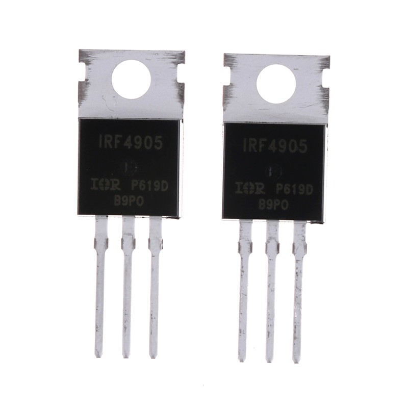20PCS IRF4905PBF IRF4905 MOSFET P-CH 55V 74A TO-220 NEW HIGH QUALITY