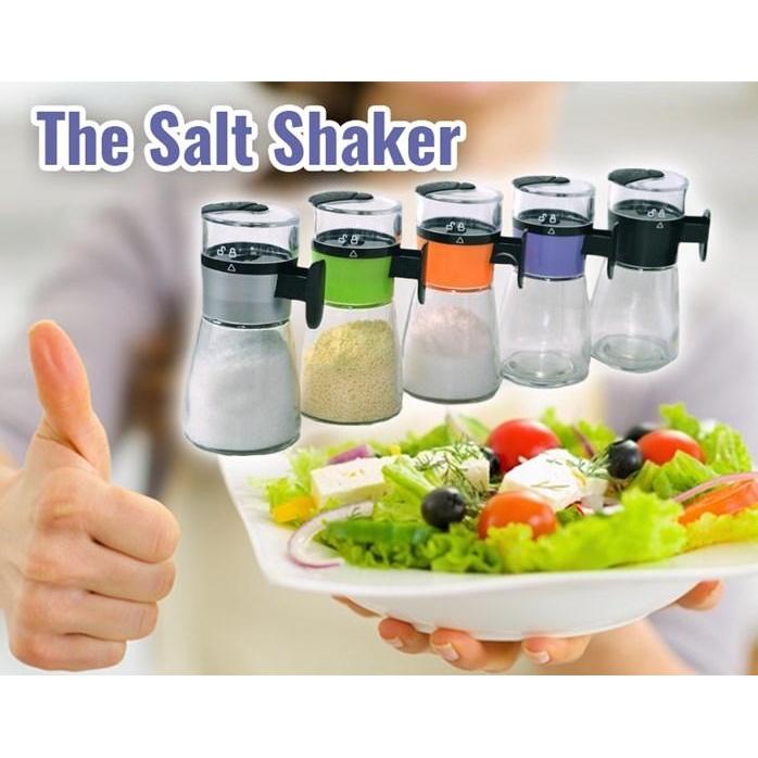 ⚡New⚡Bekas Garam & Rempah Kisar THE SALT SHAKER
