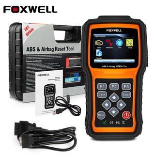 Foxwell NT630 OBD Automotive Scanner Car Diagnostic Tool